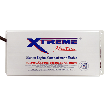 Xtreme Heater Top View
