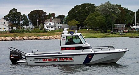 East Providence Harbor Dept. with Xtreme Heaters